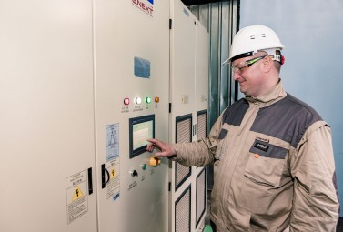 Smart pumps at DTEK Ladyzhynska TPP will help save 31% of electricity