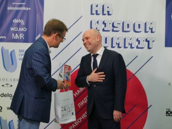Oleksandr Kucherenko received the Delo.ua award for the best HR-director in Ukraine
